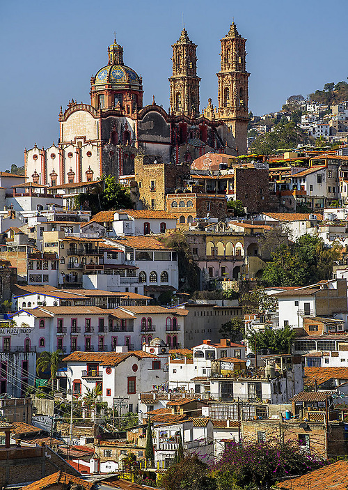 Santa Prisca Cathedra - Taxco - Mexico (von pedro lastra)