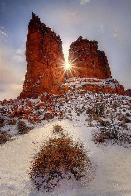 11Arches National Park. Utah, USA