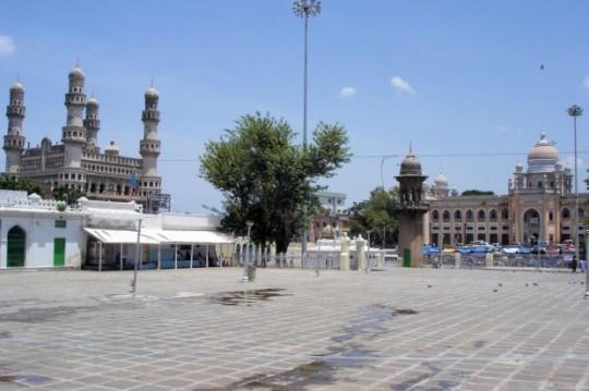 23Char Minar, Hyderabad Deccan, India