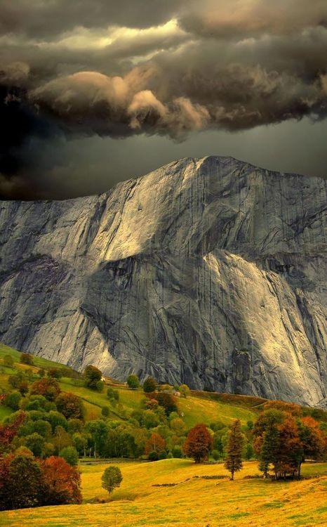 27Stormclouds, The Pyrenees, Spain photo via cheryl