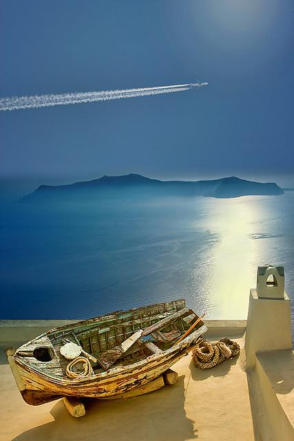 Santorini - Greece (von Patricia Fenn)