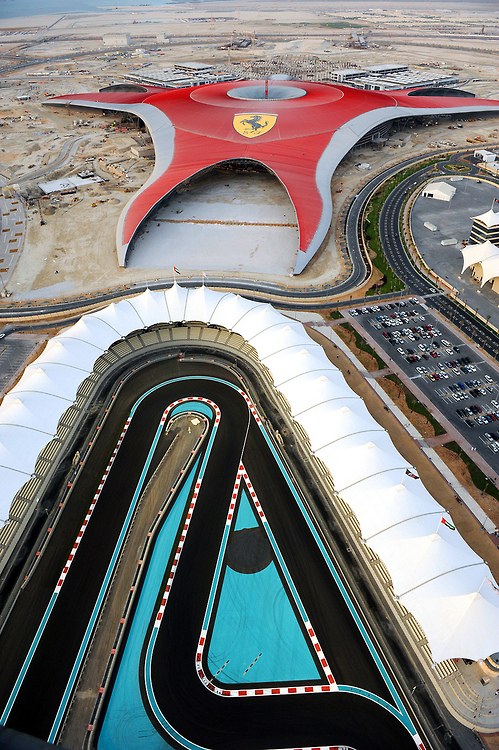 ferrari world yas island abu dhabi. Cars Review. Best American Auto & Cars Review