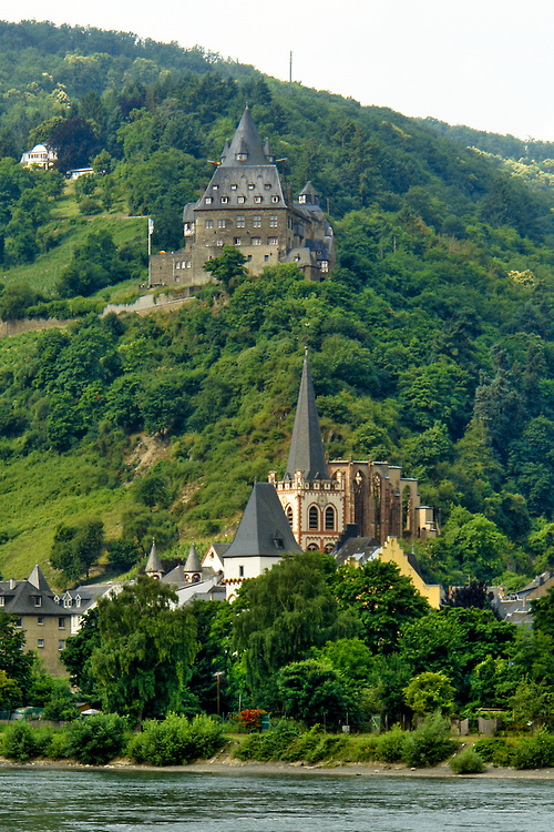 01Stahleck Castle - Bacharch - Germany