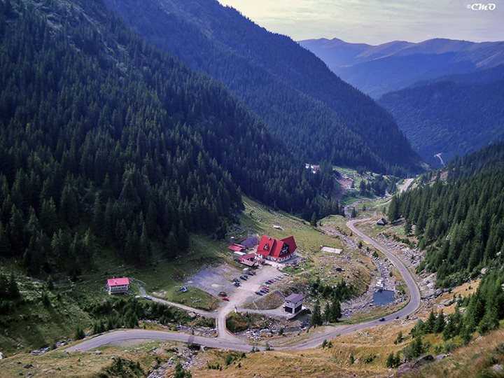Transfagarasan, Romania.