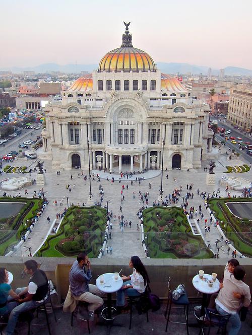29Palacio de Bellas Artes - Mexico City - Mexico
