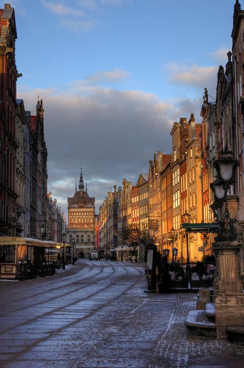 Gdansk - Poland (von mariusz kluzniak)
