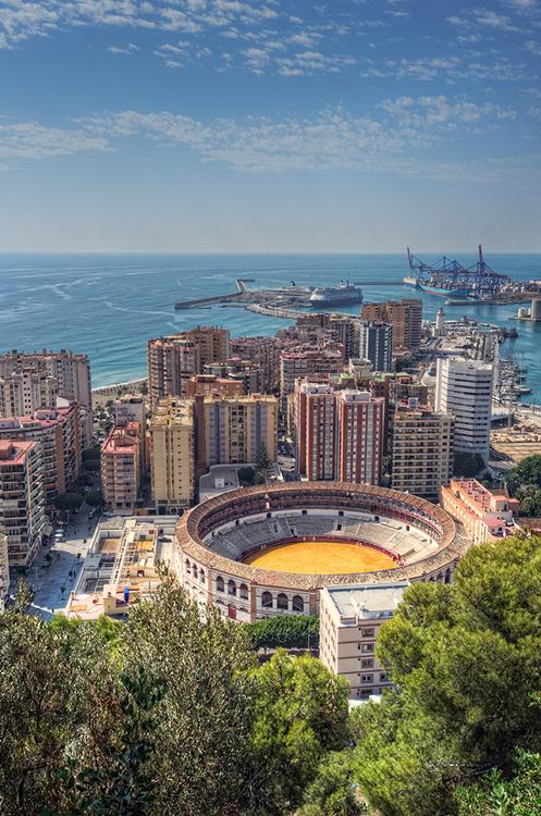 10Malaga, Spain