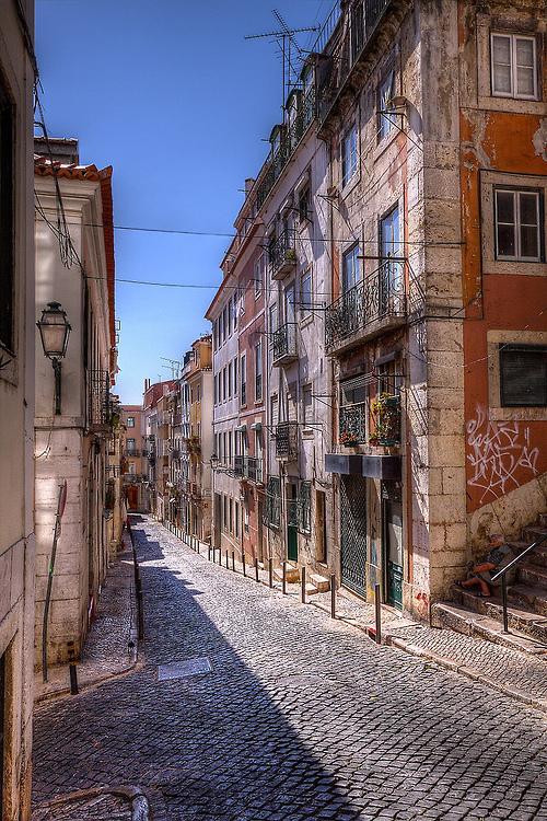 11Sao Paulo - Lisbon - Portugal (von paulu)