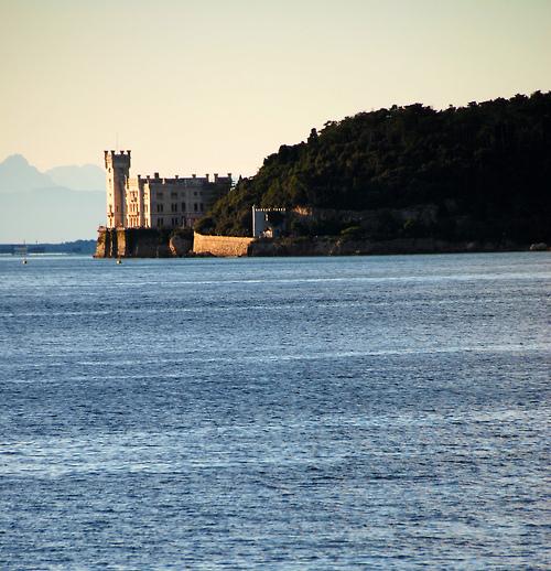 09Miramare Castle - Trieste - Italy (von antonychammond)