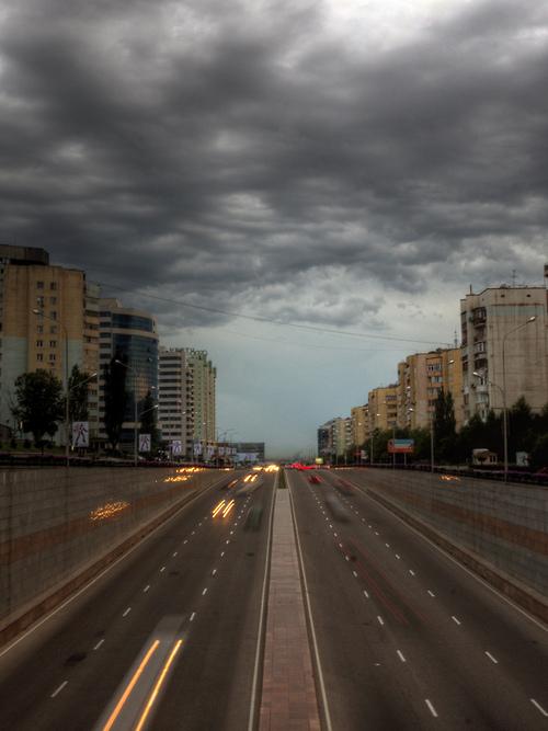 11Almaty - Kazakhstan (von mariusz kluzniak)