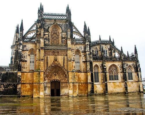 12Batalha Monastery, Portugal (by leroygp)