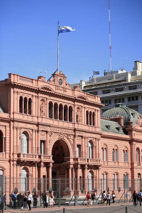 13Casa Rosada - Buenos Aires - Argentina (von Alex E. Proimos)