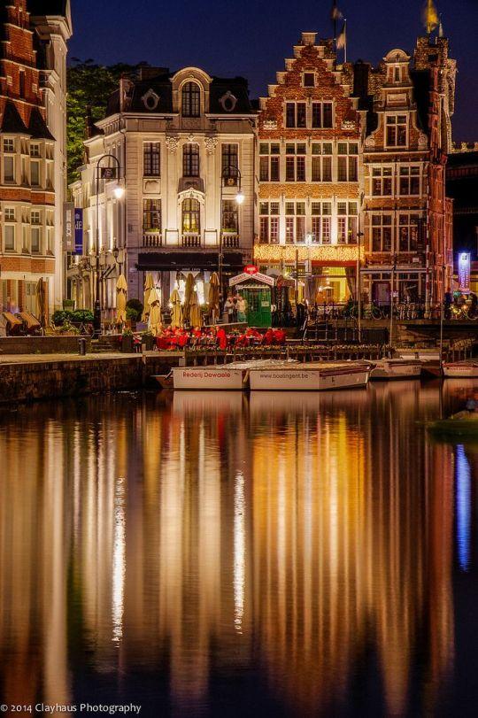 15Ghent, Belgium