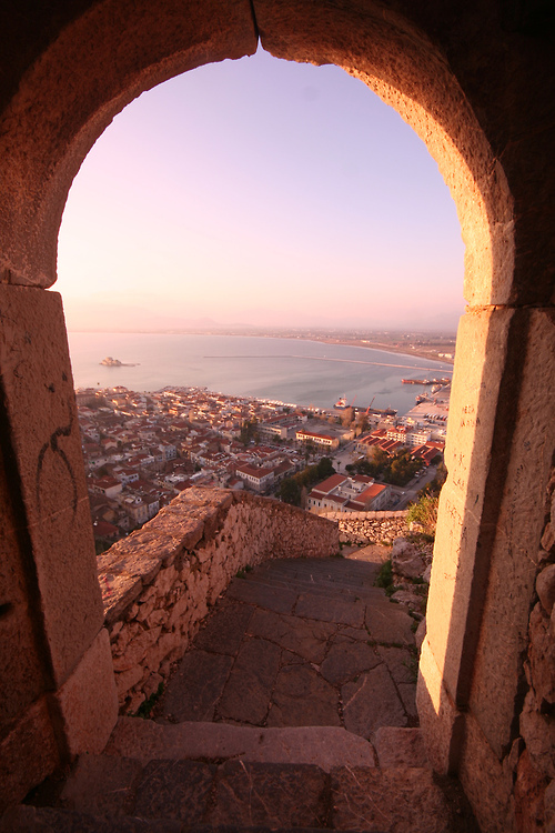 23Palamidi Fortress, Greece (by romaniashots)