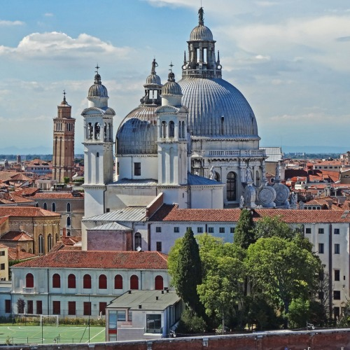 28Santa Maria della Salute - Venice - Italy (von Atelier Teee)