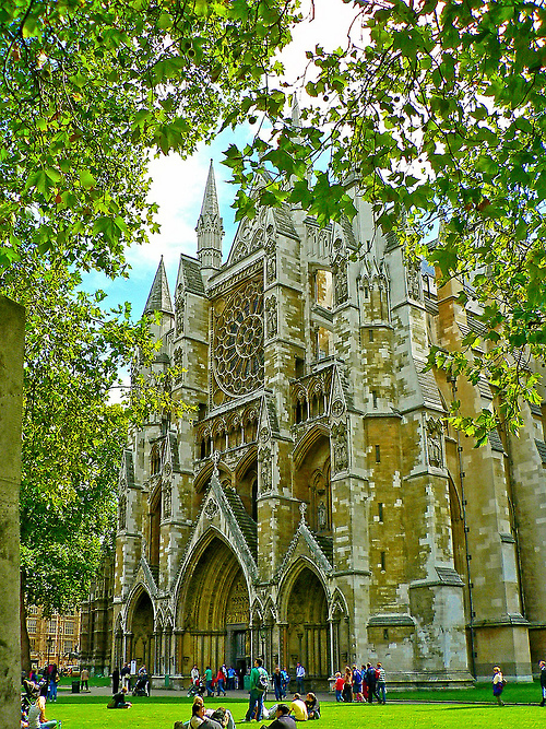 1Westminster Abbey, London (by italo svevo)