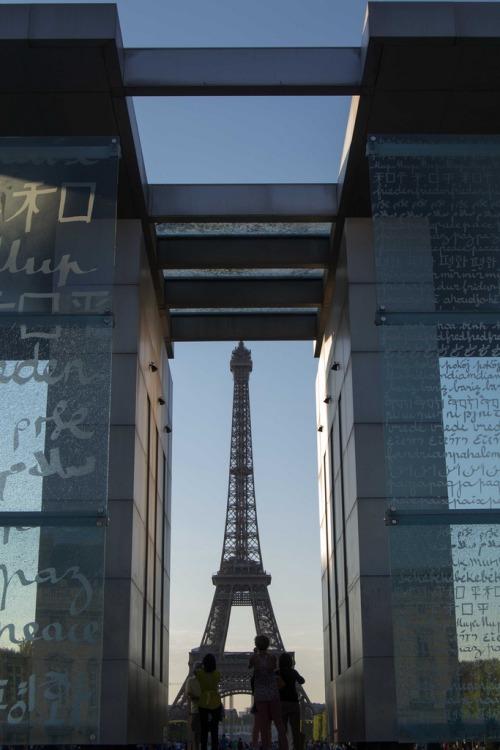 20Eiffel Tower - Paris - France (von y.becart)