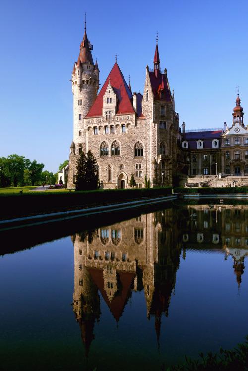 16Moszna Castle, Poland (by Jarek Radimersky)