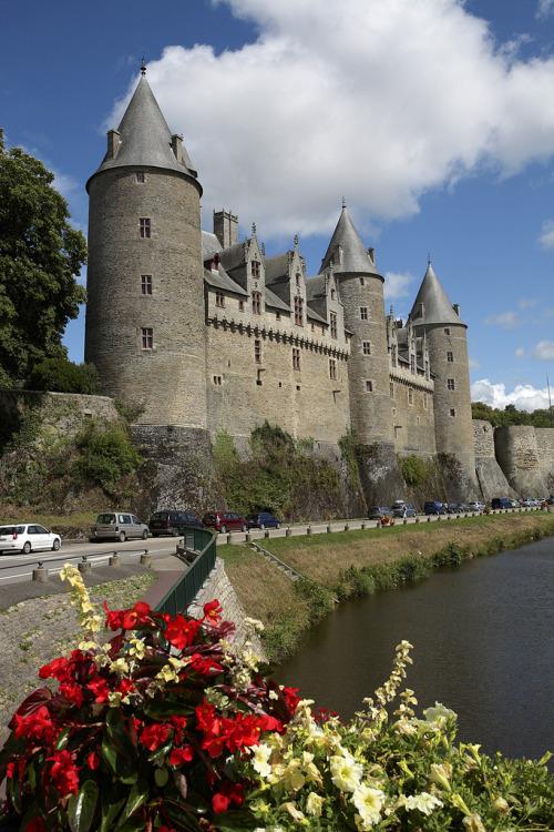 08Josselin Castle, France (by Ytierny)