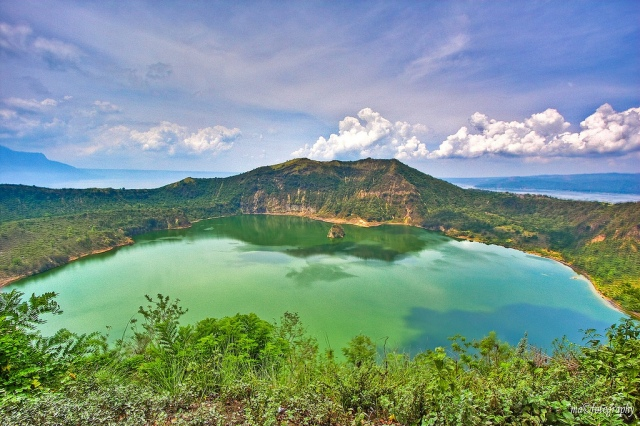 24Vulcan Point within Crater Lake, Taal Volcano – Luzon, Philippines by junjun mac1