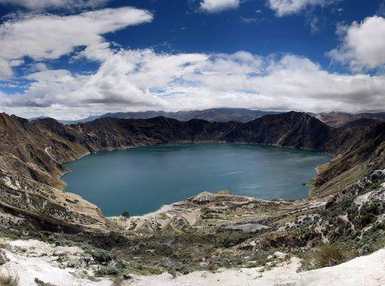 30Quilotoa Crater Lake – Ecuador by annom
