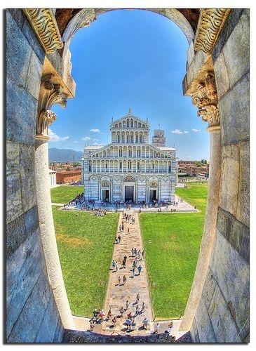 07Piazza dei Miracoli, Pisa, Italy