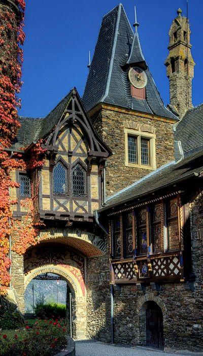 15Reichsburg Cochem, Germany
