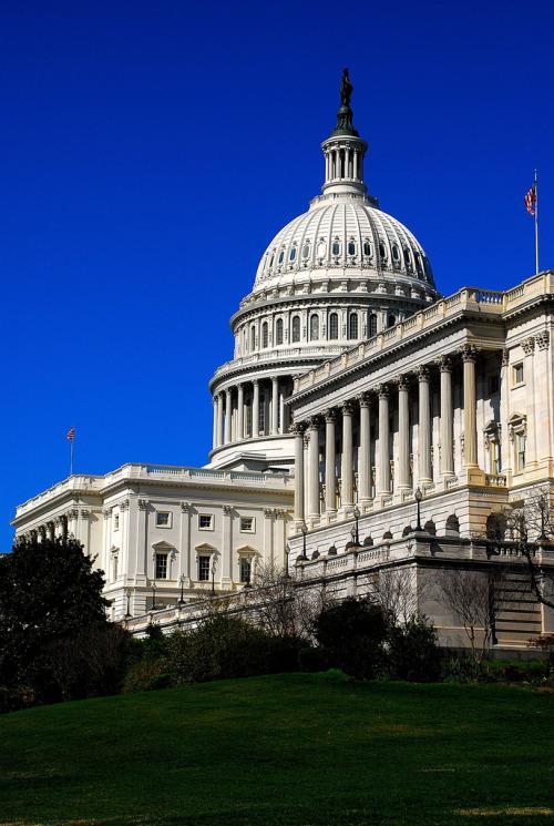 18US Capitol - Washington D. C. - USA (by Norman Z)