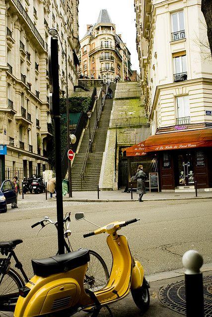 04Montmartre, Paris
