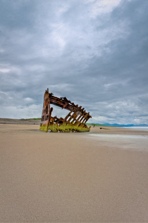 29Wreck of the Peter Iredale - Hammond - Oregon - USA