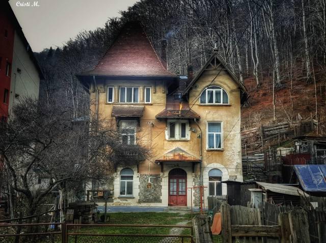 21Forgotten castles of Romania (Busteni, Prahova).